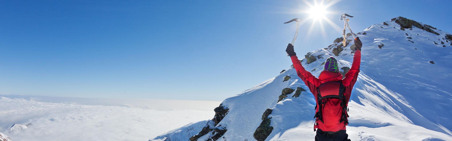 entrenar en montaña