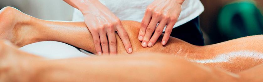 El masaje: un aliado de la práctica deportiva