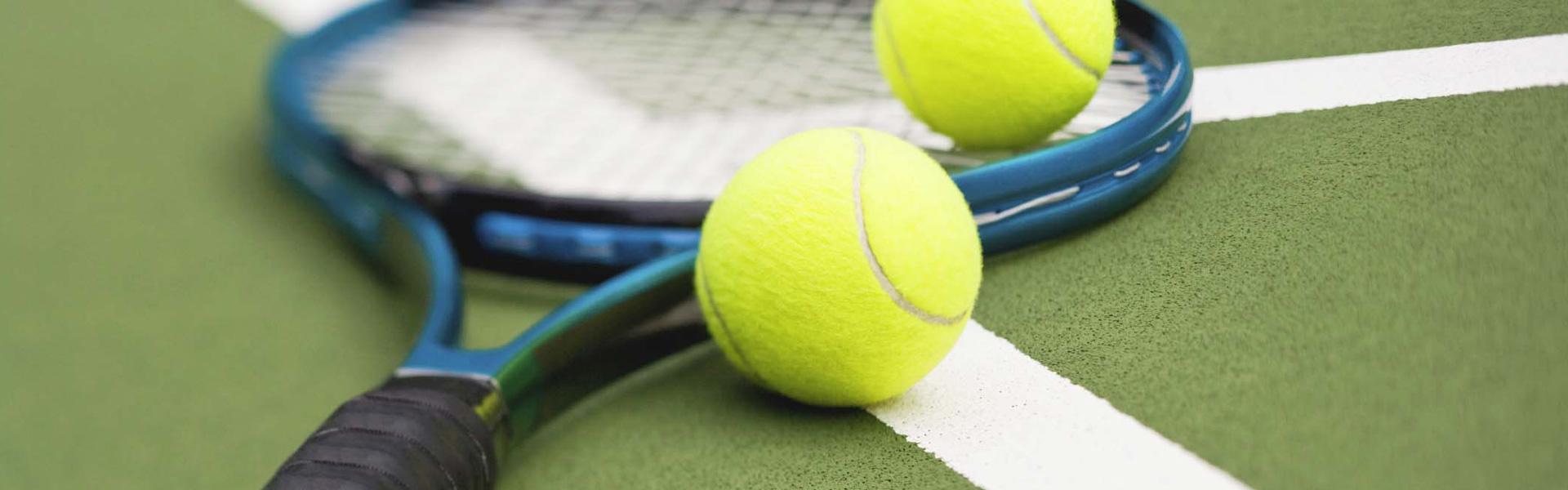 Tenis: elige pistas de césped artificial polivalentes